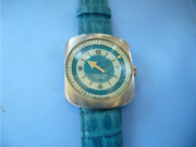 Rare Longines Comet 70s Stainless Steel Watch Shipped From Japan
