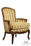 French Louis Xv Style Quality Vintage Bergere Chair
