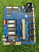Benchmark 31 Prize Redemption Crane Arcade Game Controller Pcb -untested