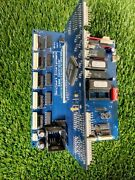 Benchmark Pcb For Captive Coin Arcade Game - Untested