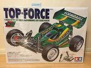 Tamiya Top-force 2017 1/10th Scale R/c High Performance Off Road Racer 4wd