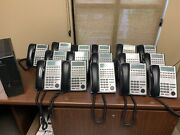 Lot Of 16 Nec Sl1100 Phones