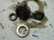 Briggs And Stratton Vanguard 20hp 351777 V-twin Ohv Oem - Oil Pump