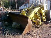 Hough H 65 Bucket Loader Will Sell Entire Machine Or Any Parts Wanted.1968