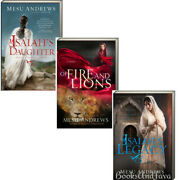 Prophets And Kings 1-3 Isaiah's Daughter, Fire And Lions..mesu Andrews Paperback