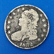 1832 P Capped Bust Silver Half Dollar 50c Better Early Philadelphia Mint Coin