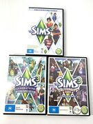 Sims 3 Pc Mac Plus Sims 3 Generations And University Life Expansion Packs