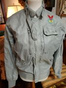 Vtg 70and039s/80and039s Cigarette Racing Team Boat Jacket Formula Phoenix Upstream Xs