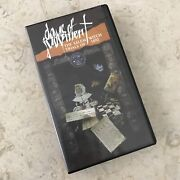 Vtg Rare 1993 Days Of Judgment 'the Salem Witch Trials Of 1692 Vhs Horror 90's