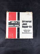 Vintage Mighty Universal Joint Repair Kit 1012r New Old Stock With Box