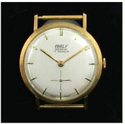 Prely Geneve 17 Jewels 0585 14k Swiss Made Watch Shipped From Japan