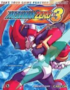 Mega Man Zero 3 Official Strategy Guide By Michael Lummis And Bradygames Staff