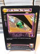 Dbz Ccg Dragon Gt Itand039s The Inside That Counts 250 Limited Alt Foil Ultra Rare