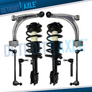 Front Control Arms Lower Control Arms + Complete Struts Chevy Malibu Pontiac G6