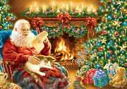 Christmas Dreams 20 X 30 Inches Premium 1000 Piece Jigsaw Puzzle, Made In Usa