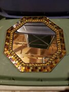 Partylite Global Fusion Mirrored Tray Retired