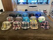 Huf New Era Hat Lot Deadstock 100 Authentic Size 7. Will Sell Individual Hats
