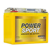 Ytx12-bs Gel Battery -maintenance Free- Sealed Rechargeable Motorcycle Battery