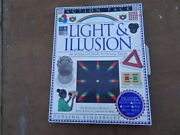 Lights And Illusion Optical Tricks Made By Dk Vintage Childrenand039s Toy