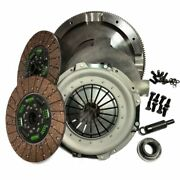 Valair Street Dual Disc Clutch For 99-03 Ford 7.3l Powerstroke 6-speed 550hp