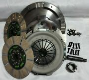 Valair Street Dual Disc Clutch For Ford 6.4l 6.0l 03-10 Powerstroke 6-speed