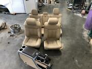 2011-2014 Ford F150 Front Seat Bench 40/20/40 Eletric