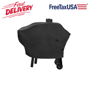 Bbq Grill Cover Heavy Duty With Buckle For 24 Camp Chef Pellet Grills And Smokers