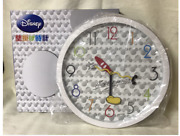 Disney Mickey Mouse Wall Clock Alice Lan-wc14029dnmk-wh Japan Shipped
