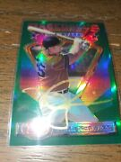 1993 Topps Finest Mark Mcgwire Refractor Auto Autograph Signed Oakland Athletics