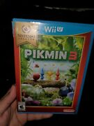 Pikmin 3 Nintendo Wii U Complete Mint Played Once Ship Out Fast