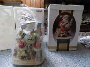 Melody In Motion Santa Claus 1990 - Plays Santa Claus Is Coming To Town