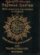Quran Tajweed W/ Meaning In English And Transliteration Pocket Size