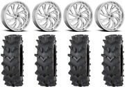 Fuel Kompressor Polished 20 Wheels 36 Outback Maxand039d Tires Rzr Turbo S/rs1