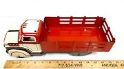 1950's Marx Delivery Truck - Almost Mint Condition - Us