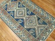 Antique Caucasian Shirvan Kazak Kuba Rug Size 3and0391and039and039x5and0391and039and039