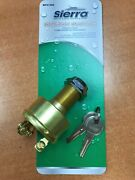 Ignition Switch Conventional Brass Sierra Mp41020 4 Position Acc Off Run Start