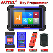Autel Im608 Immo Keys Programming Auto Diagnostic Tool Scanner And G-box2 And Apb112