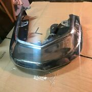 1963 1964 Cadillac Upper Front Bumper End Shinny - Right Side