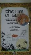 The Life Of Groo Tpb 1st Edition W/sketch Signed By Sergio Aragonesand Stan Sakai
