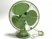 Antique Old Tool Showa Retro Electric Three Propeller Fan National General