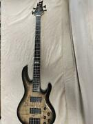 Esp E-ii Btl-4 Bass Electric Guitar Limited Edition Shipped From Japan