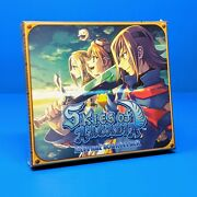 Skies Of Arcadia Limited Collectorand039s Edition 3 Cd Eternal Soundtrack + Art Book