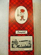 New Campbell Scale Models Ho Scale - Popo-agie Canning Company No. 452
