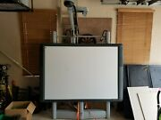 Promethean Activboard Prm-ab378-03 Interactive Whiteboard With Adjustable Mount
