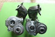 Left Right Turbocharger Bmw 1er M Coupé 135i 535i Z4 535xi 535is 3.0 306/340hp