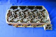 2015-19 Ford F250sd F350sd 6.7l Diesel Engine Left Cylinder Head Used Oem