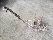 Sears Suburban 725 Garden Tractor Front Dozer Blade Mount And Lift Assembly