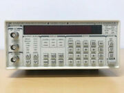 Stanford Research Systems Cg635 Synthesized Clock Generator Signal Synthes 5zx