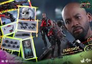 Hot Toys Suicide Squad 1/6 Deadshot Special Edition Collectible Figure New Stock