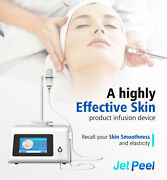 Spa Use Oxygen Jet Peel Sprayer Water Injection For Skin Care Wrinckle Removal